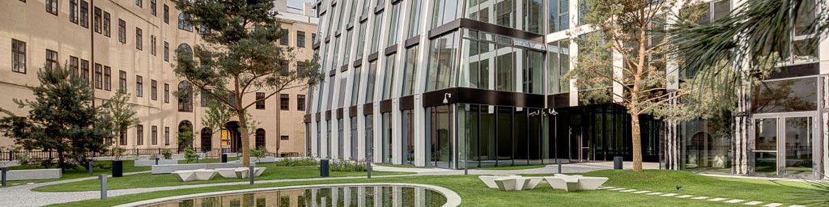 Florentinum - kanceláře
