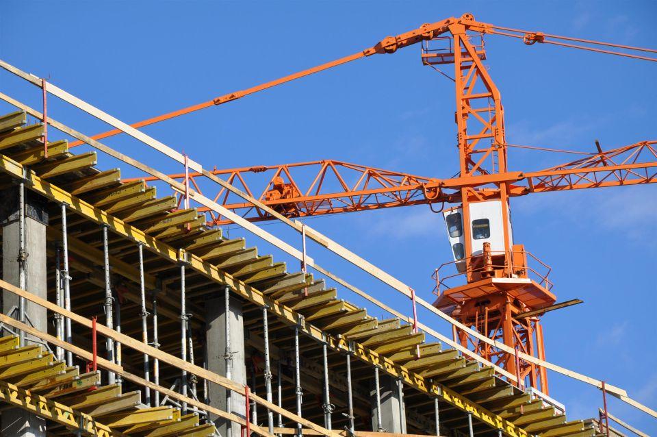 Jeřáb - výstavba - developement
