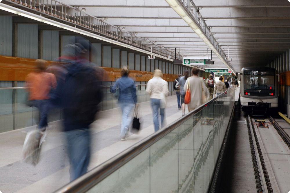 Dopravní podnik Praha - metro