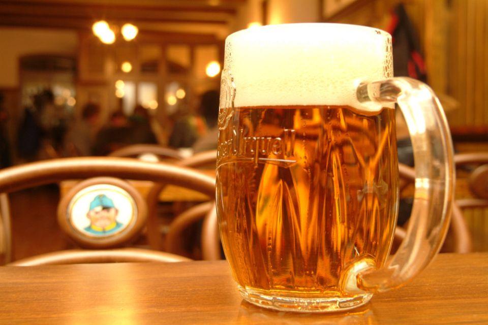 Pivo - Plzeňský prazdroj
