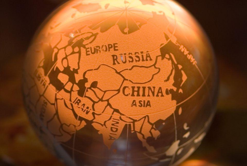 Rusko - Čína - svět
