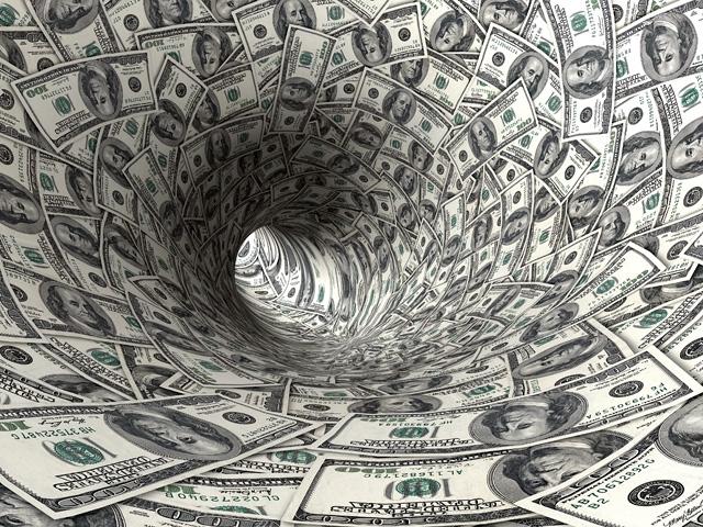 Tunel z dolarů