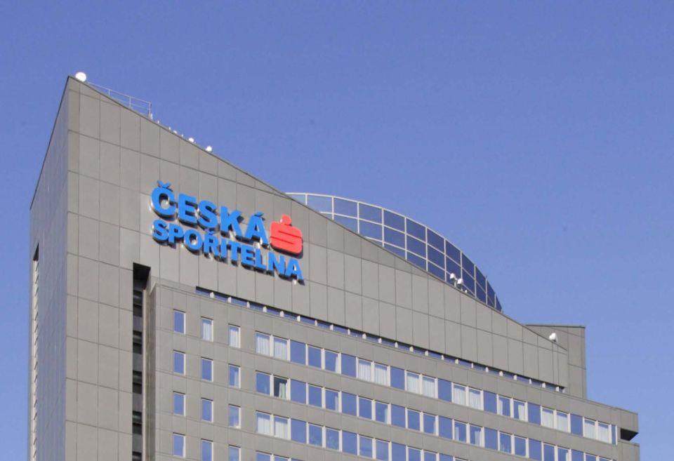 Česká spořitelna - centrála - banka