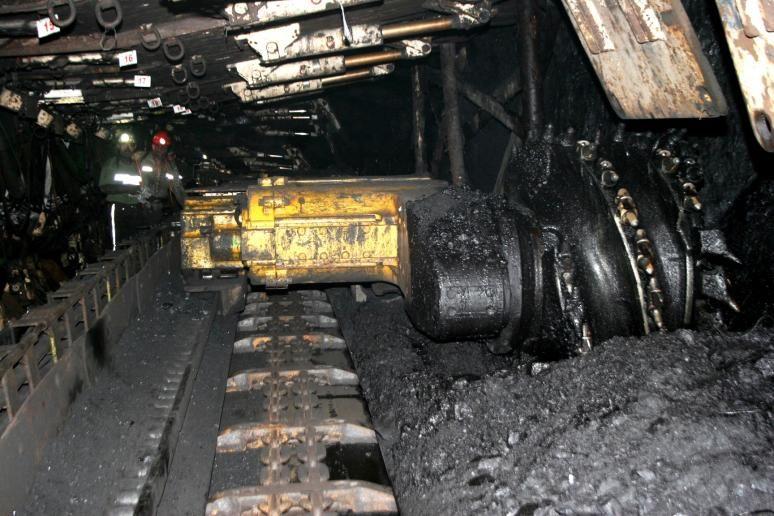 OKD - těžba uhlí