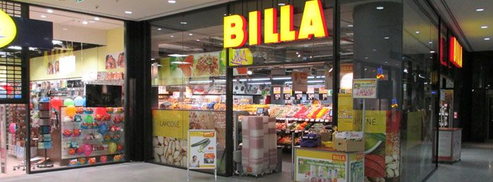Billa - obchodní řetězec