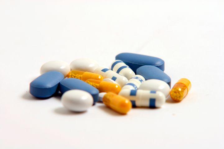 Léky - prášky - medicína - farmacie