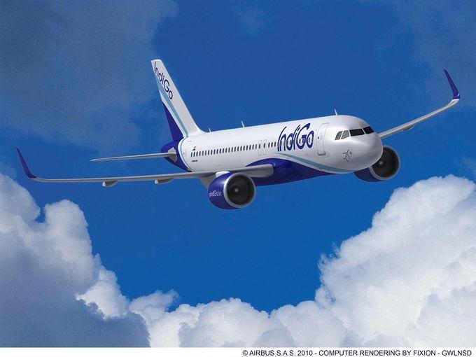 IndiGo - Airbus