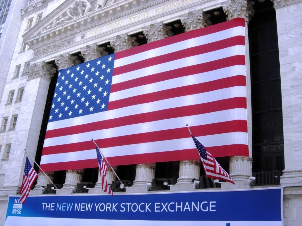 Akciová burza New York Stock Exchange (NYSE)