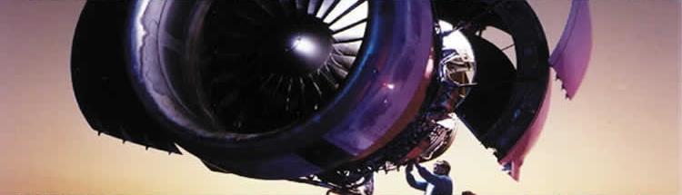 Precision Castparts - díly leteckých motorů
