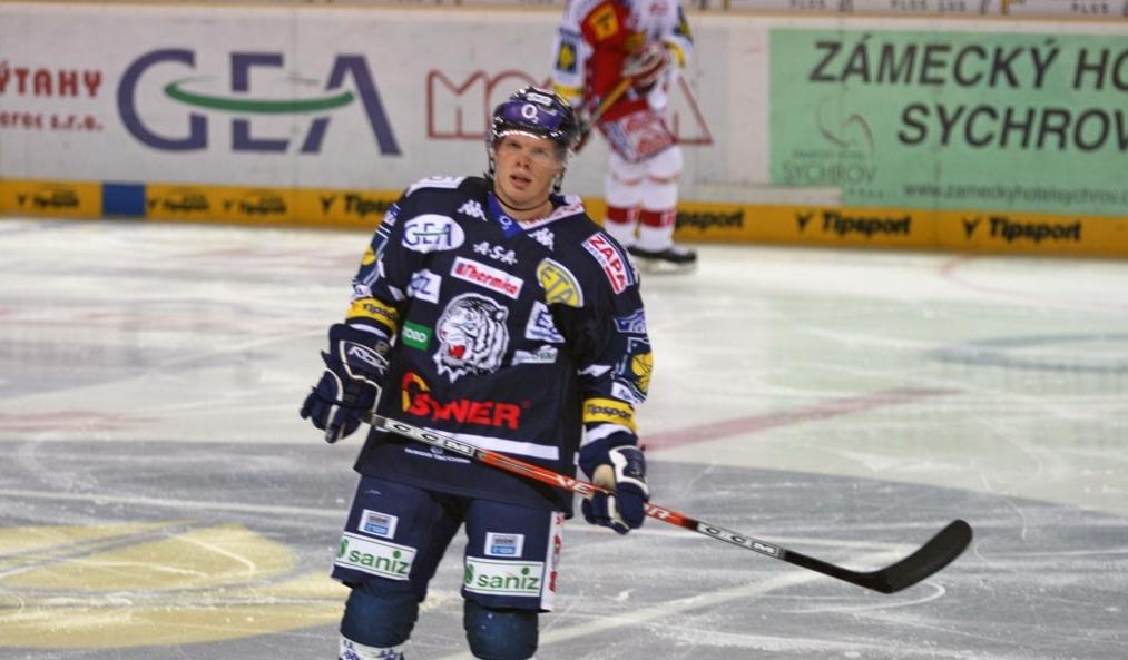 Hokejista Václav Nedorost