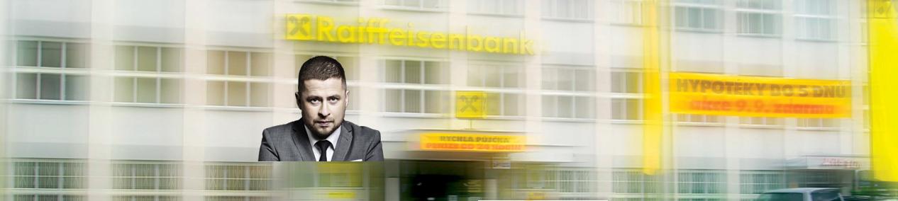 Aleš Michl - Raiffeisenbank