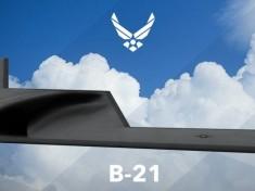 Bombardér B-21 společnosti Northrop Grumman
