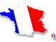Francie - francouzská vlajka