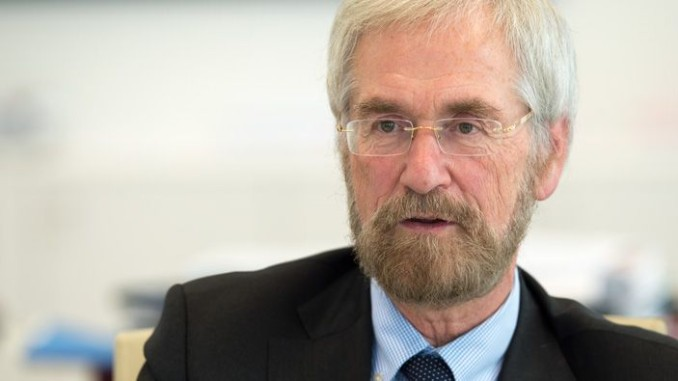 Peter Praet, hlavní ekonom ECB