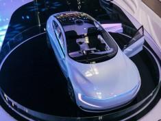 LeECO - LeSEE - čínský elektromobil