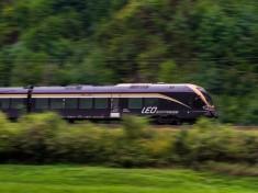 Vlak Leo Express