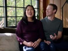 Mark Zuckerberg a Priscilla Chan