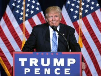 Donald Trump - Phoenix, Arizona, USA - 31. 8. 2016