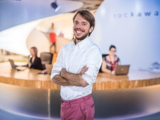 Jakub Havrlant - majitel a CEO Rockaway