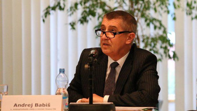 Andrej Babiš, 1. místopředseda vlády a ministr financí