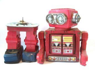 Červený robot