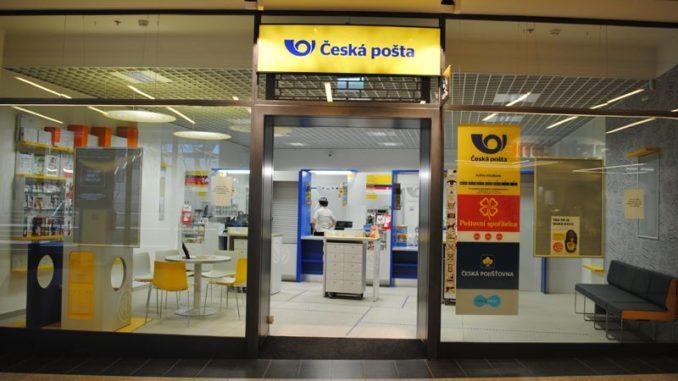 Česká pošta - pobočka Florentinum