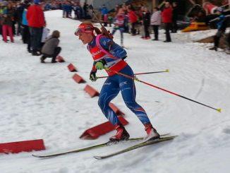 Gabriela Koukalová - biatlon