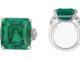 Smaragdový prsten rodiny Rockefellerů