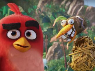 Angry Birds - Rovio Entertainment - Sony Pictures Entertainment - film
