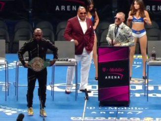 Boxerský zápas - Mayweather vs. McGregorBoxerský zápas - Mayweather vs. McGregor