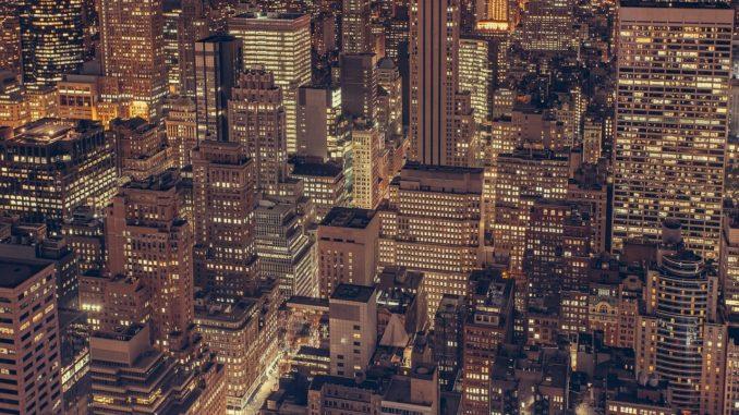 New York - Spojené státy - USA