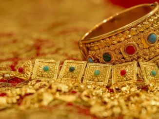 Zlato - zlatý poklad - bohatství