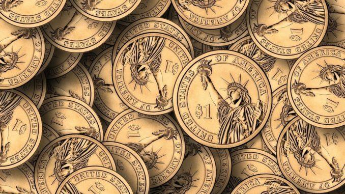 Dolary - USD - mince - dolaroví miliardáři