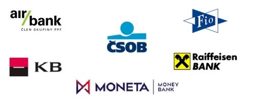 Loga bank - odklad splátek
